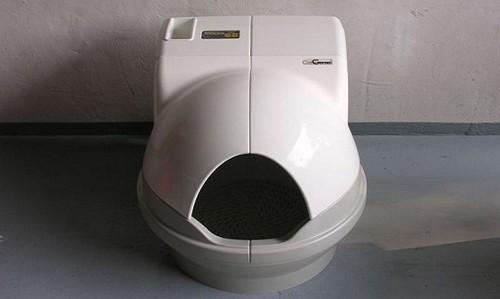Автоматический туалет для кошек Cat Genie