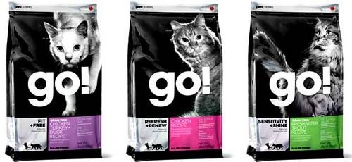 Корм «Go» для кошек