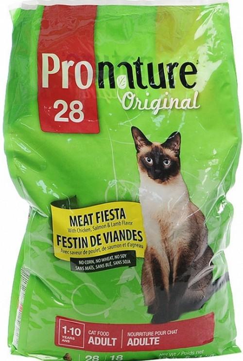Корм «Pronature» для кошек