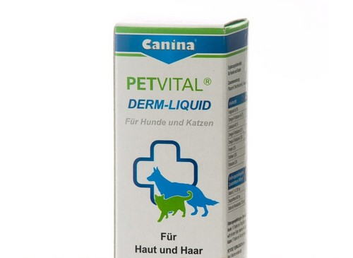 «Petvital Derm Liquid»