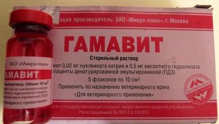 инъекционный препарат для кошек