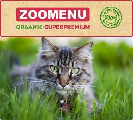 Корм органик зооменю для кошек