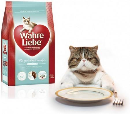 Корм для кошек Вере либе