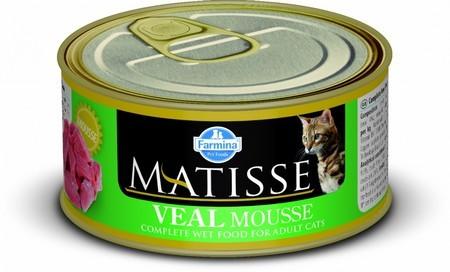 Корм Матисс для кошек консервы