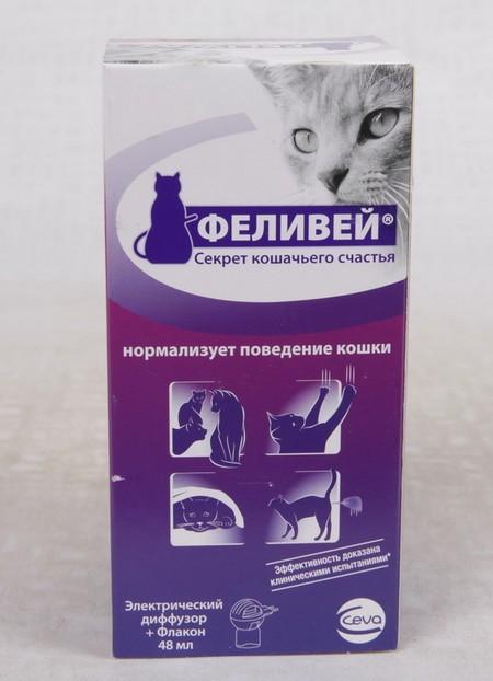 Ошейник с Феливеем для кошек
